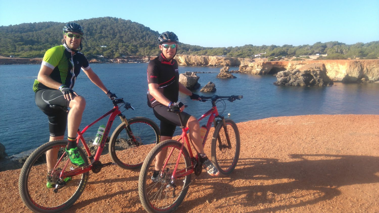 Mountain bike tours in Ibiza and Formentera